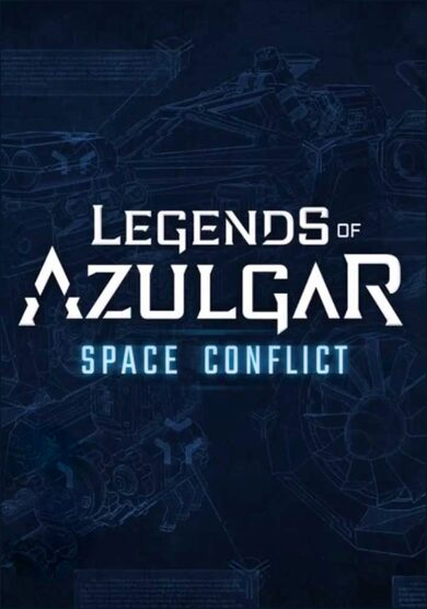 Space Conflict - Legends of Azulgar Steam Key GLOBAL