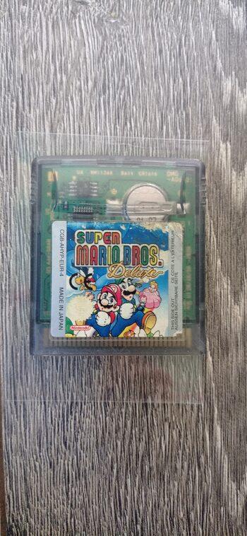 Super Mario Bros. Deluxe Game Boy Color