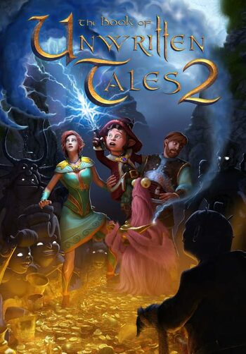 The Book of Unwritten Tales 2 Steam Key GLOBAL