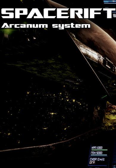 SPACERIFT: Arcanum System Steam Key GLOBAL
