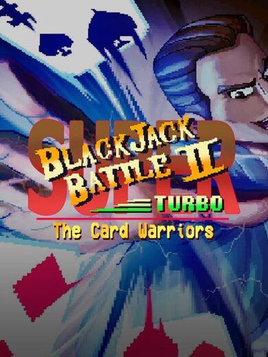 Super Blackjack Battle 2 Turbo Edition - The Card Warriors Steam Key GLOBAL фото