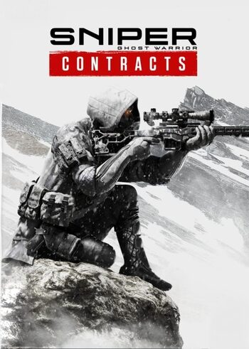 Sniper: Ghost Warrior Contracts Steam Clave GLOBAL
