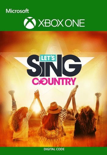 Let's Sing Country XBOX LIVE Key UNITED STATES