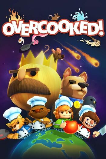 Overcooked Steam Key GLOBAL
