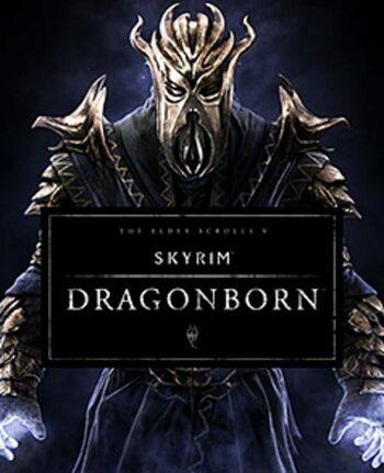 The Elder Scrolls V: Skyrim - Dragonborn (DLC) Steam Key GLOBAL