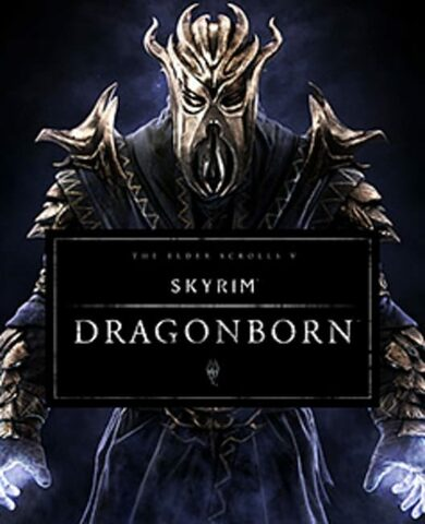 The Elder Scrolls V: Skyrim - Dragonborn (DLC) Steam Key GLOBAL