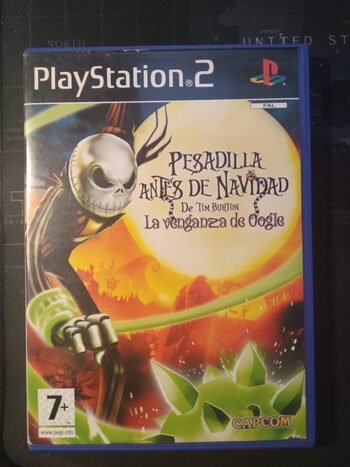 The Nightmare Before Christmas: Oogie's Revenge PlayStation 2