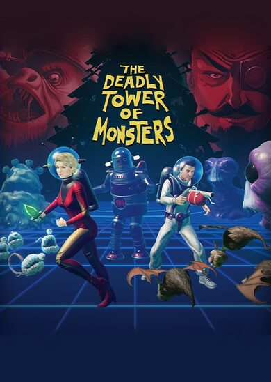The Deadly Tower of Monsters Steam Key GLOBAL