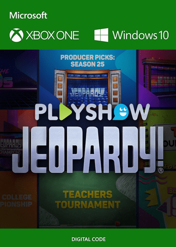 Jeopardy! PlayShow PC/XBOX LIVE Key UNITED STATES