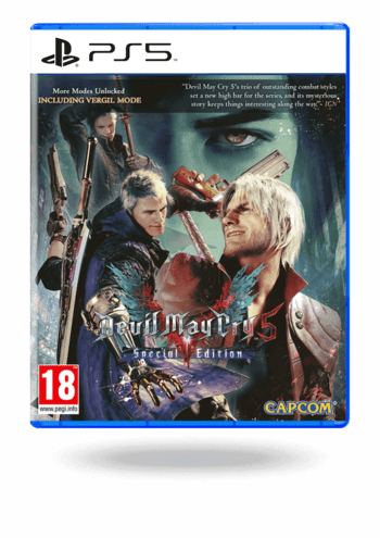 Devil May Cry 5: Special Edition PlayStation 5