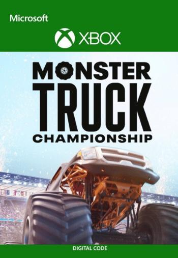 Monster Truck Championship (Xbox Series X) XBOX LIVE Key EUROPE