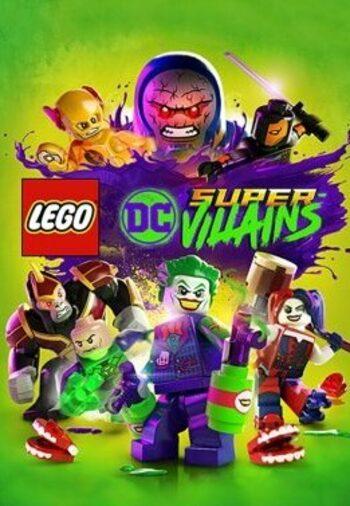 LEGO DC Super-Villains (Nintendo Switch) eShop Key EUROPE