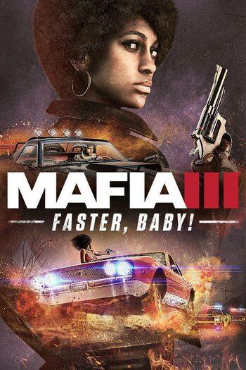 Mafia III - Faster Baby! (DLC) Steam Key GLOBAL