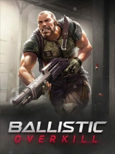 Ballistic Overkill Steam Key EMEA