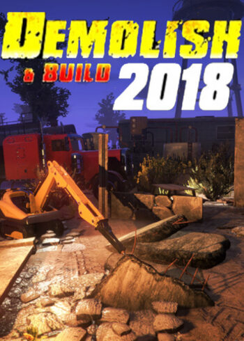 Demolish & Build 2018 Steam Key GLOBAL