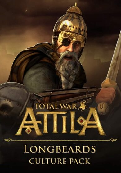 Total War: Attila- Longbeards Culture Pack (DLC) Steam Key GLOBAL