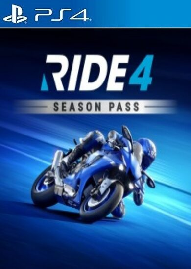 RIDE 4 Season Pass PS4