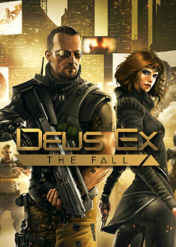 Deus Ex: The Fall Steam Key GLOBAL