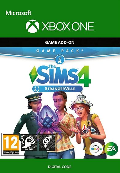 The Sims 4: StrangerVille (Xbox One) (DLC) Xbox Live Key UNITED STATES