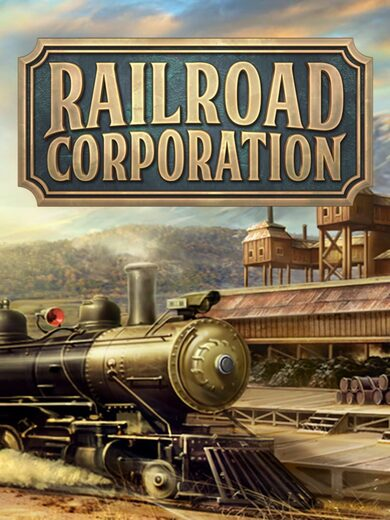 Railroad Corporation Steam Key GLOBAL фото