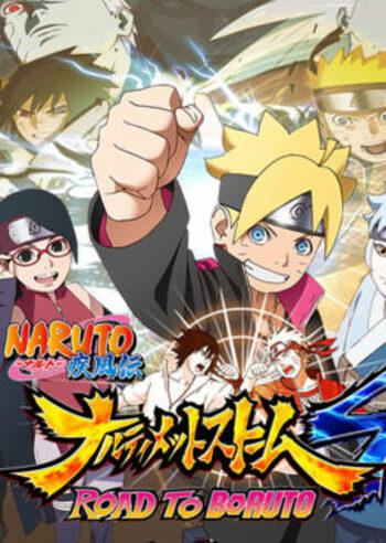 Naruto Shippuden: Ultimate Ninja Storm 4 Road to Boruto (DLC) Steam Key EUROPE