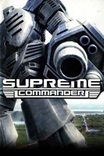 Supreme Commander (Gold Edition) GOG.com Key GLOBAL