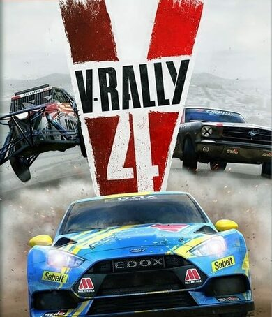 V-Rally 4 Steam Key GLOBAL