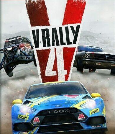 V-Rally 4 Steam Key GLOBAL